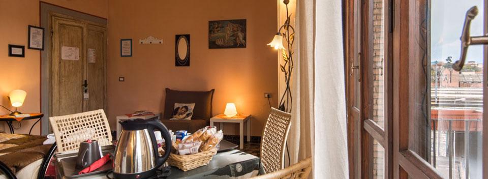 Bed a and Breakfast - Soggiorno Primavera - Sito Ufficiale